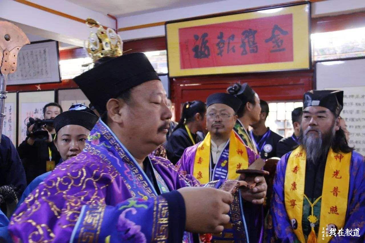 赵理修方丈:中华文明中唯一纵贯古今的文明就是大道文化